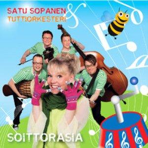 Image pour 'Satu Sopanen & Tuttiorkesteri'