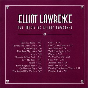 Image for 'Elliot Lawrence'