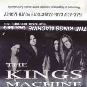 Image for 'The Kings Machine'