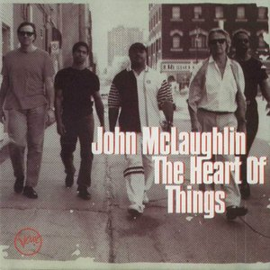 Image for 'John McLaughlin & The Heart Of Things'