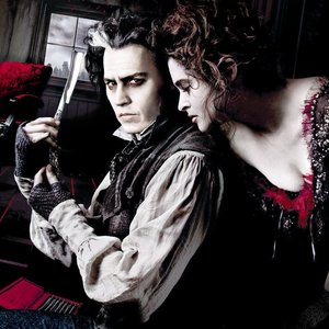 Image for 'Helena Bonham Carter & Johnny Depp'
