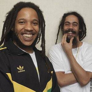 Image for 'Damian Marley and Stephen Marley'