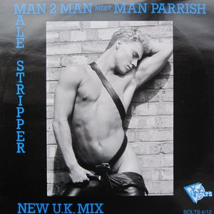 Image for 'Man 2 Man Meet Man Parrish'