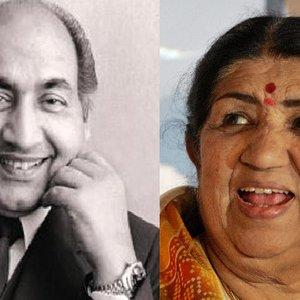 Image for 'Lata Mangeshkar & Mohd. Rafi'