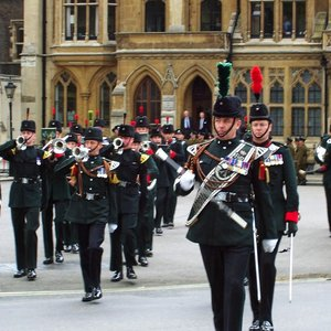 Immagine per 'The Band Of The Royal Green Jackets'