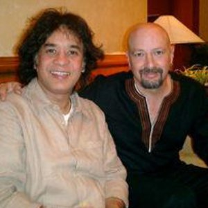 Image pour 'Steve Smith and Zakir Hussain'