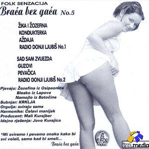 Image for 'Braca bez gaca'