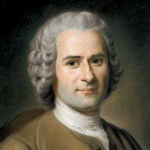 Image for 'Jean-Jacques Rousseau'