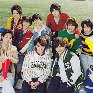 Image pour 'Hey! Say! JUMP'