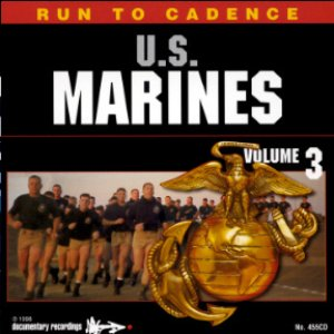 Image pour 'Run To Cadence With The U.S. Marines, Vol.3'
