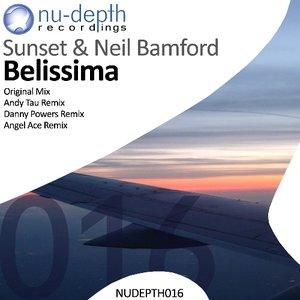 Image for 'Sunset & Neil Bamford'