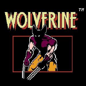 Image pour 'Wolverine (NES)'