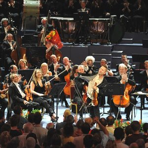 Image for 'Nigel Kennedy: Berlin Philharmonic Orchestra'