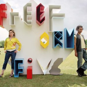 Image for 'Freeform Five'
