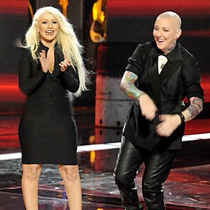 Image for 'Christina Aguilera & Beverly McClellan'