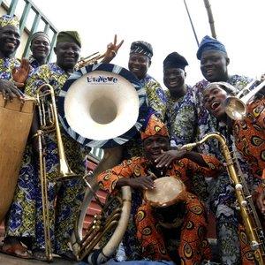 Bild för 'Gangbé Brass Band'