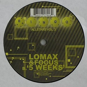 Image for 'Lomax & Focus'
