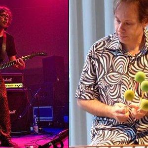 Image for 'Raoul Björkenheim & Lukas Ligeti'