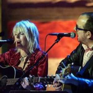 Immagine per 'Elvis Costello & Lucinda Williams'