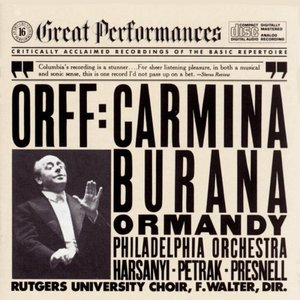 Image for 'Philadelphia Orchestra, Ormandy'