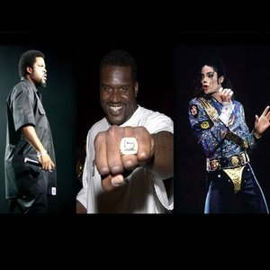 Image for 'Ice Cube, Shaquille O'Neal & Michael Jackson'