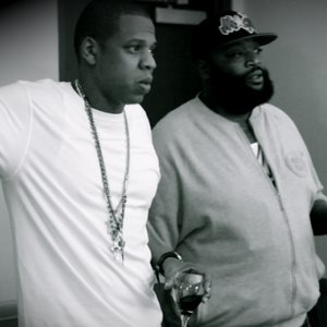 Image for 'Jay-Z feat. Rick Ross'