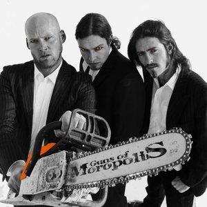 Bild för 'Guns of Moropolis'