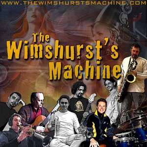 Image for 'The Wimshurst's Machine'