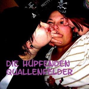 Image for 'Die hüpfenden Quallenfelder'