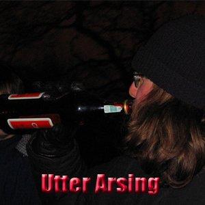 Image for 'Utter Arsing'