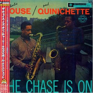 Image for 'Charlie Rouse & Paul Quinichette'