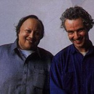 """Nusrat Fateh Ali Khan & Michael Brook""的封面"