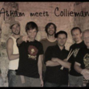 Bild för 'Asham Meets Collieman'