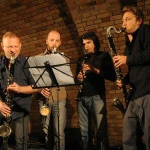 Bild för 'Mikolaj Trzaska Ircha Clarinet Quartet'