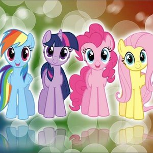 Image for 'My Little Pony FIM'