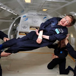 Image for 'Stephen Hawking'