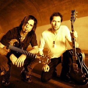 Image for 'Paul Gilbert & Freddie Nelson'