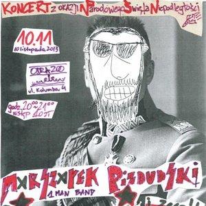 Image for 'Marszałek Pizdudski One Man Band'