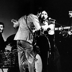 Image for 'The Band With Bob Dylan'