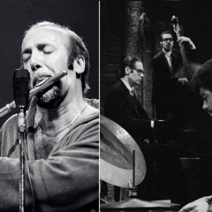 Image for 'Herbie Mann & The Bill Evans Trio'