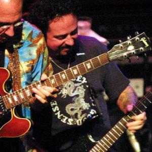 Image for 'Larry Carlton & Steve Lukather'