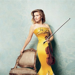 Image pour 'Anne-Sophie Mutter/Philharmonia Orchestra/Riccardo Muti'