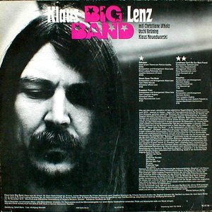 Image for 'Klaus Lenz Big Band'