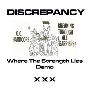 Image for 'Discrepancy'