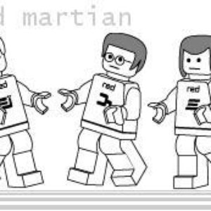Image for 'Red Martian'