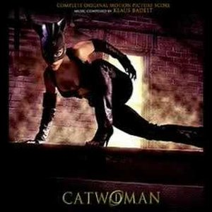 Image for 'Catwoman Soundtrack'