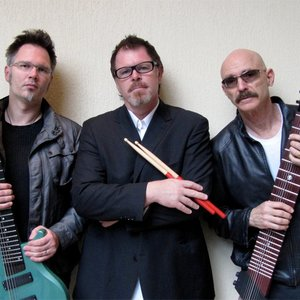 Image for 'Stick Men (Tony Levin, Pat Mastelotto, Markus Reuter)'