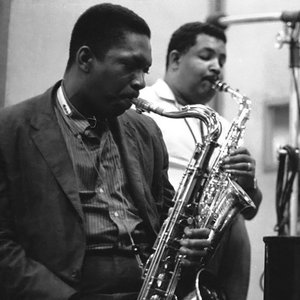 Image for 'Cannonball Adderley & John Coltrane'