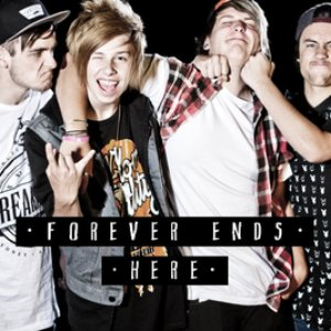 Image for 'Forever Ends Here'