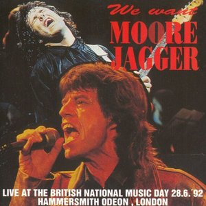Image for 'Gary Moore & Mick Jagger'
